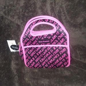Juicy couture lunch tote